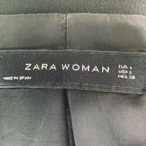 Zara Jackets & Coats - Black Zara Woman Blazer Size Large